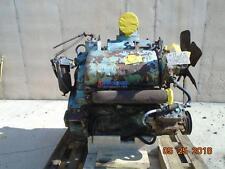 Detroit Diesel 6V-53 Non Turbo Engine Complete Good Running A+ ESN: 6D-99083