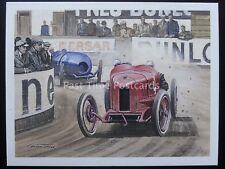No.7 1922 FIAT -F1- History of Motor Racing - Player/Tom Thumb 1986