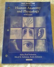 Human Anatomy and Physiology Second Edition Saunders Test Bank