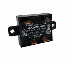 Crydom Ez240d18 Solid State Relay Ssr Spst No Ez240d Ac 18a 24v 280v