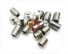200pcs Assortment Stainless Steel Allen Head Socket Hex Set Grub Screw Cup Point