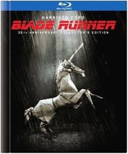BLADE RUNNER The Final Cut Blu-ray 3-Disc Set 30th Anniversary DigiBook New