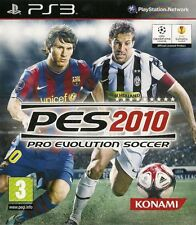Pro Evolution Soccer 2010 PES 2010 PS3 USATO ITA