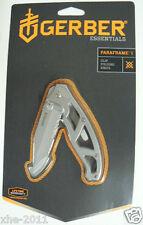 Authorized Gerber Full Size Paraframe I - serrated Pocket Folding Knife 48443