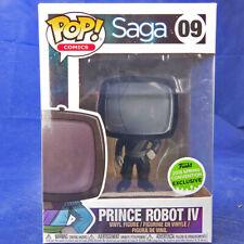 Funko Pop! Vinyl Comics Saga #09 Prince Robot IV ECCC 2018 Convention Exclusive
