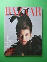 Harper's Bazaar Italy March 1988 3 Bis March Spring Summer Versace Valentino