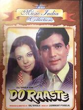 Do Raaste, DVD, Music India Collections, Hindu Language, English Subtitles, New