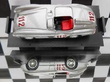 BRUMM R189 1:43 Mercedes 300 SLR #112, 1955 Targa Florio, J. Fangio, K. Kling