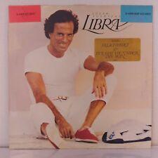 """Julio Iglesias – Libra (Vinyl, 12"""", LP, Album)"""