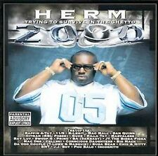 NEW Trying to Survive in the Ghetto 2000 (Audio CD)