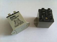2pcs JQX-30F 2Z DC 12V Coil 30A 250V AC Power Relay 8 Pin DPDT