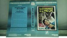 1972 Giallo * Les 2 Visages Ode La Peur VHS Two Faces of Fear-NO DVD RARE OOP
