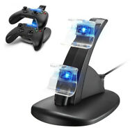 For Xbox One, One X, One S Controller Dual Charging Dock Station Charger Stand