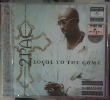 2 PAC - TUPAC - LOYAL TO THE GAME - RUSSIA RUSSIAN CD IMPORT RUSSIE RUSSE