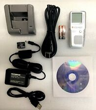 Olympus DS-4000 Professional Handheld Digital Voice Recorder w/Charger/USB Cable