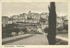 * Acquasparta ( Umbria ) : Panorama * Periodo  fine anni 40