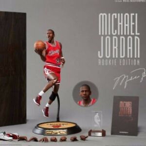 Brand New Enterbay 1/6 Michael Jordan Rookie Edition
