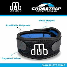 Shin Splint Adjustable Leg Compression Strap Support for Pulled Calf Muscle Pain
