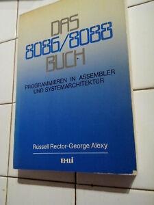 Das 8086/8088 Buch Programmieren in Assembler