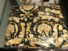 VERSACE DUVET KING SIZE 100% GENUINE COTTON MADE IN ITALY