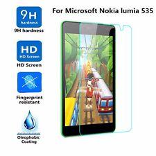 Premium Tempered Glass Screen Protector Fashion Guard Film For Nokia Lumia 535