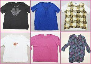 Damen Kleider Paket Shirt Paket Damen Oberteile Gr.L-46/48 Bexleys  C&A