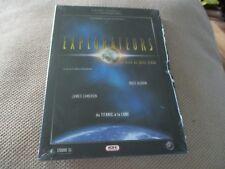 """DVD DIG NEUF """"EXPLORATEURS, AU DELA DE JULES VERNE"""" docu de Frederic DIEUDONNE"""