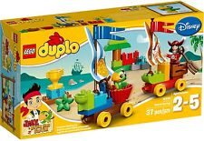 Lego Duplo Jake and The Never Land Pirates Beach Racing 10539