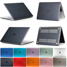Crystal Clear Glossy See Through Hardshell Hard Case Cover For Apple MacBook