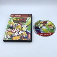 Dragon Ball Z: Budokai Tenkaichi 3 (Playstation 2 / PS2) No Manual Tested