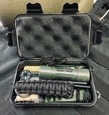 BLACK OPS COMMANDO MILITARY SURVIVAL KIT