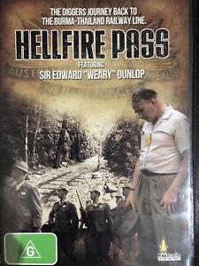 Hellfire Pass - Weary Dunlop Australian POW Thai Burma Railway Documentary DVD