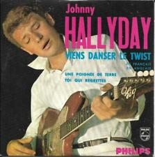 Vinyles EP de Johnny Hallyday
