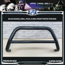 CHEVROLET CAPTIVA BULL BAR BLACK NUDGE PUSH GRILL A-BAR 60mm 2012+ NO AXLE OFFER