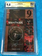 Sandman #49 - DC - CGC SS 9.8 NM/MT - Signed by Jill Thompson, Todd Klein