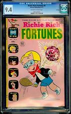 Richie Rich Fortunes #6 Harvey CGC 9.4 Sep-72 – Ruby Paddle Ball