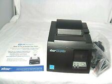 Star Micronics TSP143IIIU GY US TSP100III Direct Thermal Receipt Printer USB