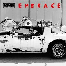 Armin van Buuren - Embrace 2015    New   cd (Mr. Probz, Hardwell, Gavin DeGraw