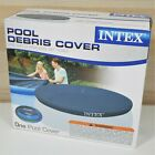 New Sealed Intex 10 Foot Vinyl Round Swimming Pool Debris Cover Tarp 28021E