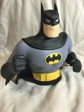 Batman Vinyl Bank - Batman: The Animated Series Vinyl Bust - Diamond Select NEW