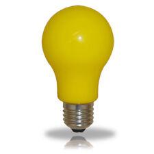 LED souce d'éclairage Forme de poire 3W = 25W E27 JAUNE Intérieur & Extérieur