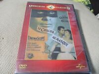 "DVD NEUF ""LE CAVALIER AU MASQUE"" Tony CURTIS, Colleen MILLER, Angela LANSBURY"