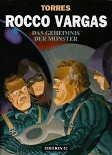 Rocco Vargas HC Das Geheimnis der Monster von Torres in  Topzustand !!!