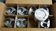 302 FORD PISTONS 8.2 COMPRESSION .020 OVER 1968 THRU 1976 SET OF 8 CAST