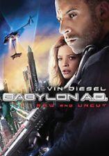 Movie - DVD - Babylon A.D. - 2009, Canadian Sensormatic Widescreen