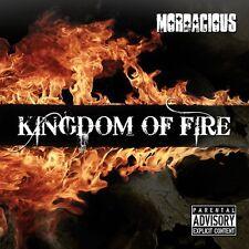 MORDACIOUS Kingdom Of Fire CD 2013