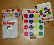 Hasbro Mini Twister Finger Game Key Chain Keychain