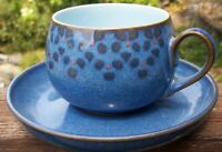 DENBY MIDNIGHT CUP AND SAUCER SET