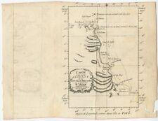 Carte d'une partie de la Côte (..) - Bligh (1790)
