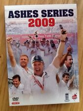 The Ashes Series 2009 - The Official Story (DVD, 2009, 3-Disc Set)